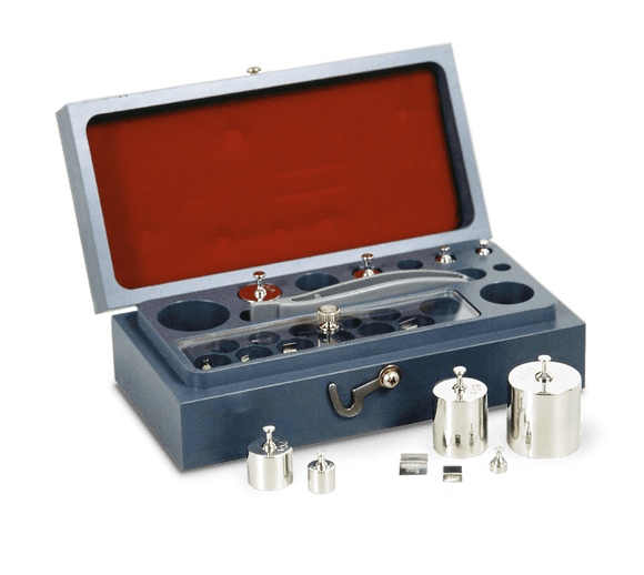 ASTM Class 2 100mg to100g Precision Calibration Weight Set