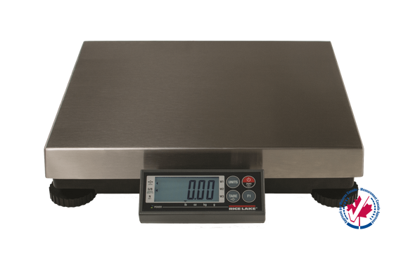 Rice Lake BenchPro BP-S Shipping Scales