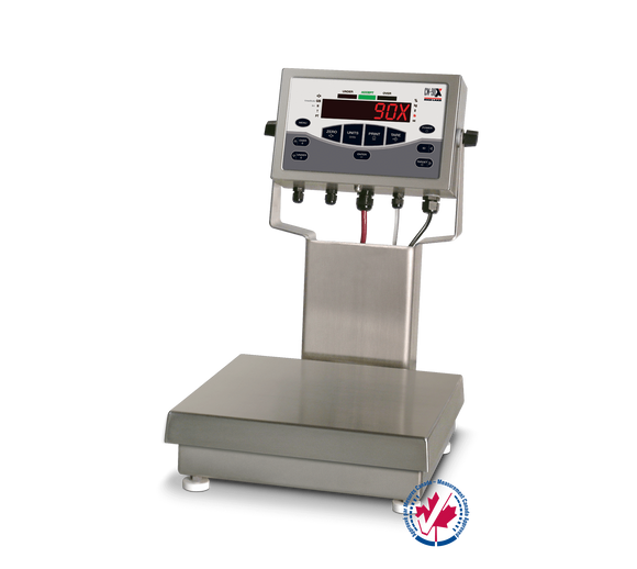 Rice Lake CW-90X Washdown Checkweigher Scales