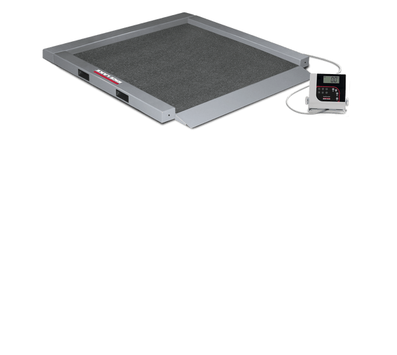 Rice Lake RL-350-5 Single Ramp Wheelchair Scale