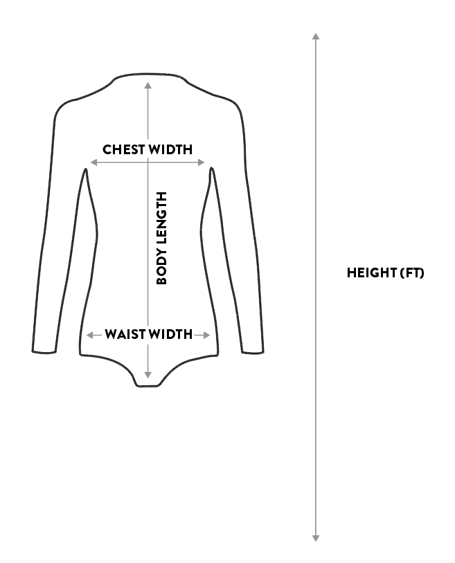 Adelio Womans Harper size guide