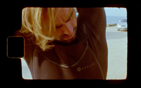 Seth Conboy Adelio Wetsuit in the USA