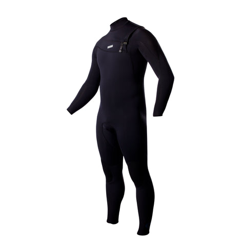 Adelio 3/2 Connor Black/White 2.0 Steamer Wetsuit