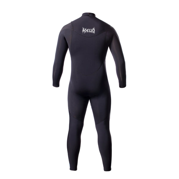 Adelio Chipp x Sketchy Tank 3/2 mm Chest Zip Full Suit