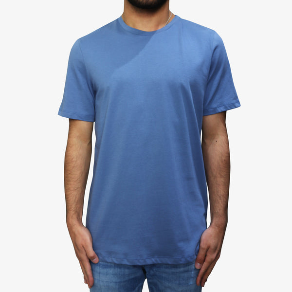 LAB PAL ZILERI - T-Shirt Plain Baby Blue - Shop at PURO Dublin, Ireland.