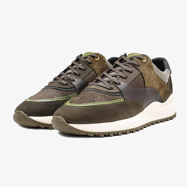 ANDROID HOMME - Belter 3.0 Dark Sage Olive - Shop at PURO Dublin, Ireland.