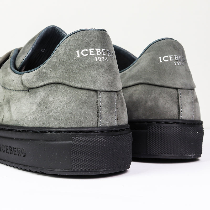 ICEBERG - Sneakers with maxi logo - Shop at PURO Dublin, Ireland.