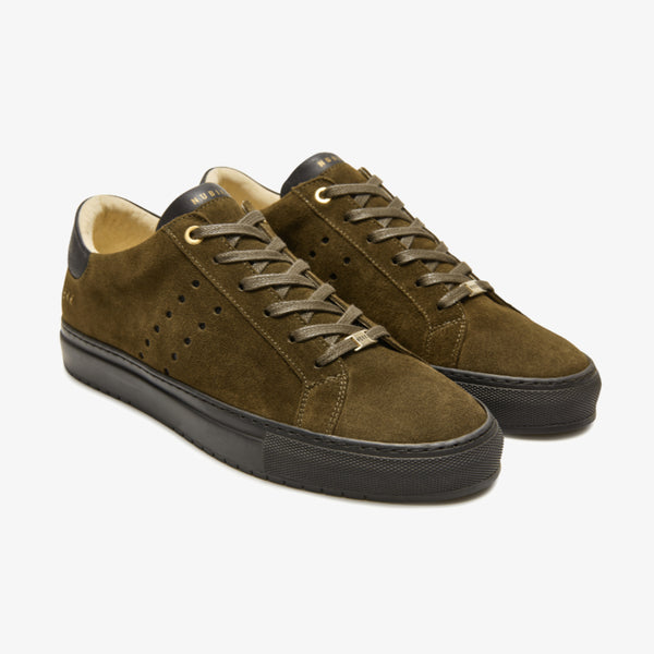 NUBIKK - Pure Suede Lux Olive - Shop at PURO Dublin, Ireland.