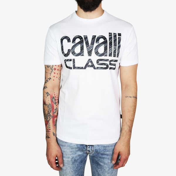 ROBERTO CAVALLI - Cavalli Class T-Shirt White - Shop at PURO Dublin, Ireland.
