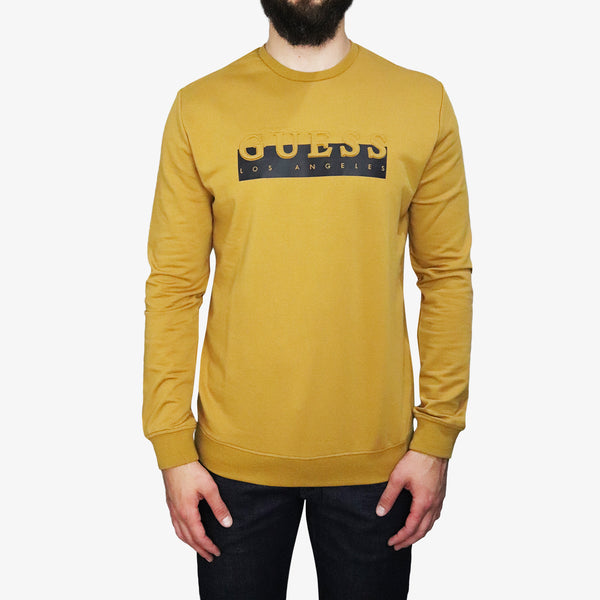 GUESS - Embossed Fleece Gold - Shop at PURO Dublin, Ireland.