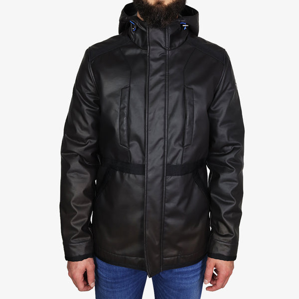 GUESS - Bonded Parka Black - Shop at PURO Dublin, Ireland.