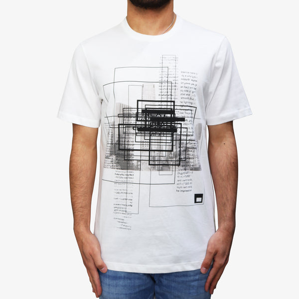 LAB PAL ZILERI - Town T-Shirt Off-White - Shop at PURO Dublin, Ireland.