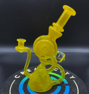 Jawn Owens Glass 10mm 90 Degree Female Rig #4