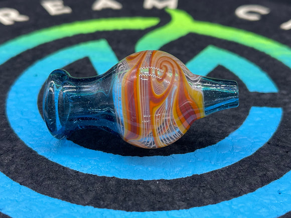 Mitchell Glass 25MM Bubble Cap #3