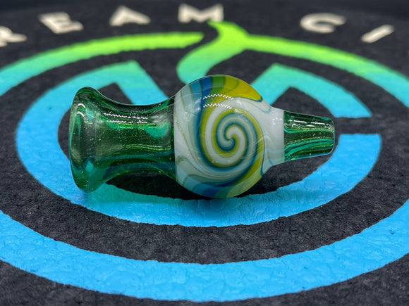 Mitchell Glass 25MM Bubble Cap #10