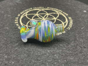 Peps Glass 25MM Bubble Cap #7