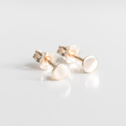 Tiny Dot Ear Studs