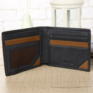 Modoker Smart Tracking Wallet, Anti lost Leather Bifold Wallet-Wallet-Modoker-Modoker