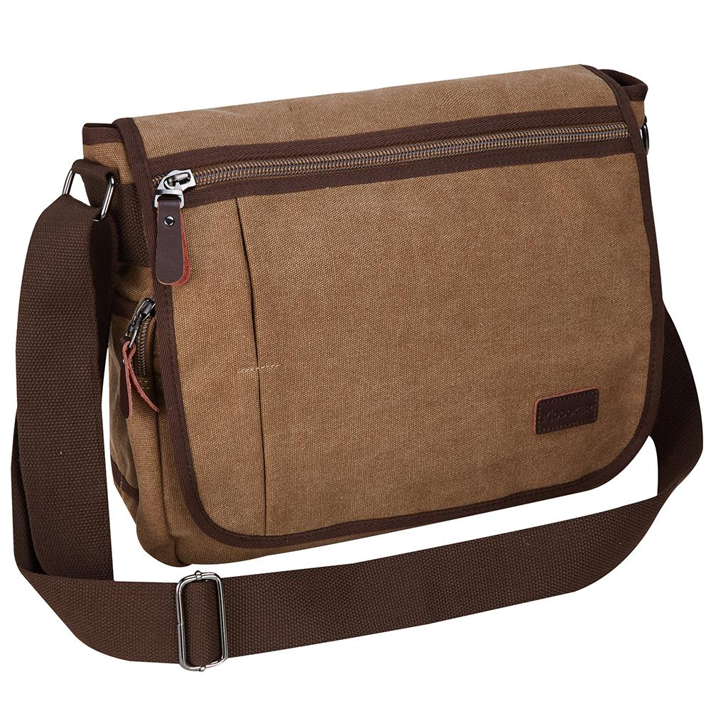 Messenger Bag Crossbody Bag for 14'' laptop - Modoker