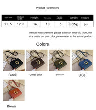 PU Small Crossover Cross Body Bag Long Over the Shoulder Sling Womens Purses and Handbags Crossbody Purse for Women - Modoker