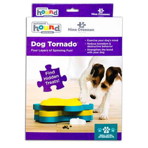 Outward Hound Dog Tornado - Kibble