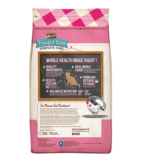 Purrfect Bistro Complete Care Sensitive Stomach Recipe - Kibble