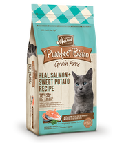 Purrfect Bistro Grain Free Real Salmon + Sweet Potato Recipe - Kibble