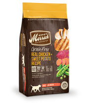 Merrick Grain Free Real Chicken and Sweet Potato - Kibble