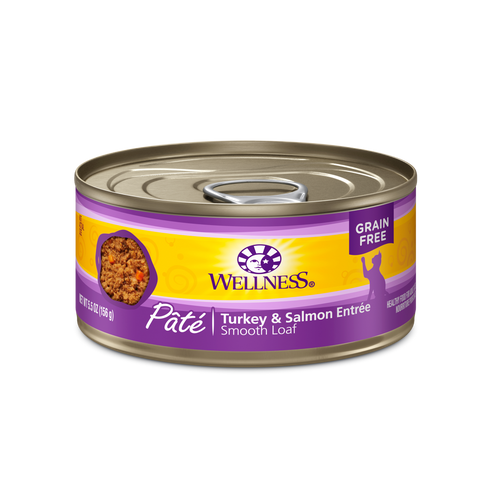 Wellness Complete Health Pâté Turkey & Salmon - Kibble