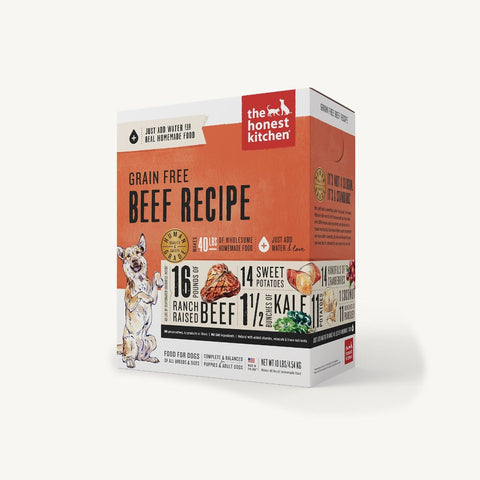 Honest Kitchen Grain Free Beef (Love) - Kibble