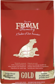 Fromm Large Breed Weight Management Gold - Kibble