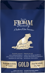Fromm Reduced Activity & Senior Gold - Kibble