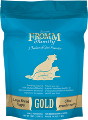 Fromm Large Breed Puppy Gold - Kibble