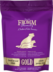 Fromm Small Breed Adult Gold - Kibble