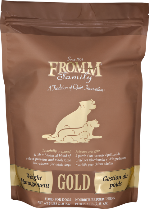 Fromm Weight Management Gold - Kibble