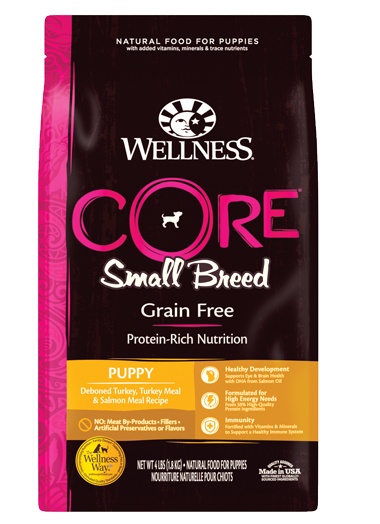 Wellness Core Small Breed Puppy - Kibble