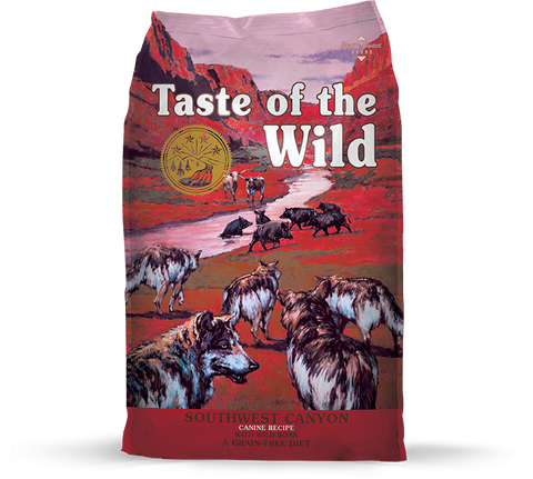 Taste of the Wild Southwest Canyon - Kibble