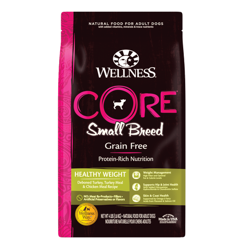 Wellness Core Small Breed Healthy Weight - Kibble
