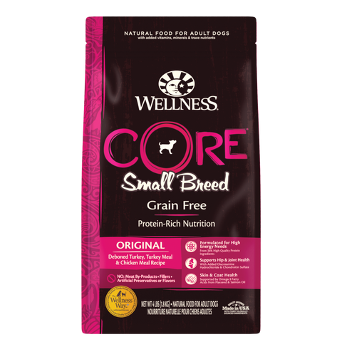 Wellness Core Small Breed Original - Kibble