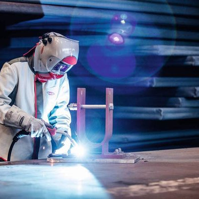 The best welders jacket in the world