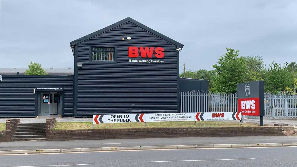 Basic Welding LTD 232 Briscoe Lane Manchester M40 2XG Building