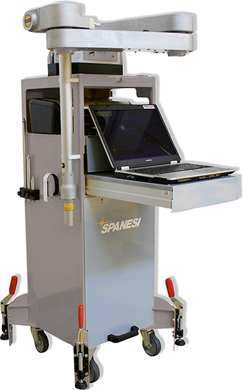 Spanesi Measuring Equipment