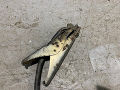 Bad MIG welding Earth Clamp