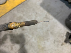 Bad MIG Contact Tip