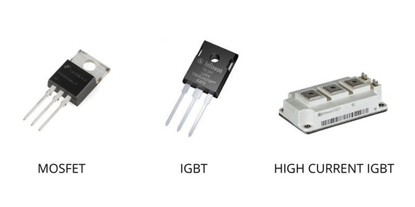 Whats inside a MIG Inverter -IGBTS or MOSFETS