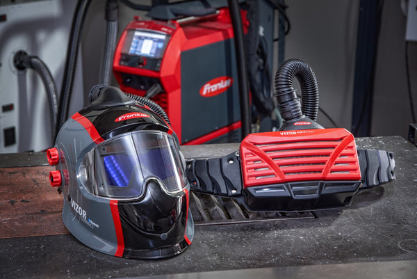 Fronius Vizor Connect Bluetooth Enabled welding helmet