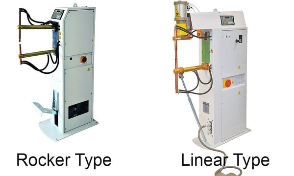 Rocker and Linear spot welders example
