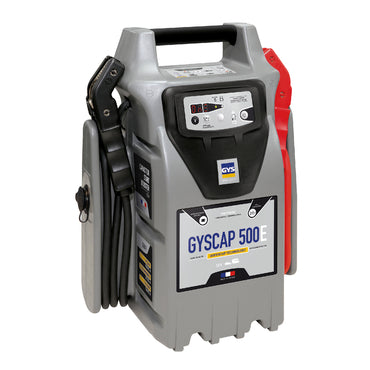 GYS GYSCAP 500E BATTERY-LESS BOOSTER