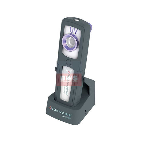 Scangrip Rechargeable LED UV Light SKU 03.5801