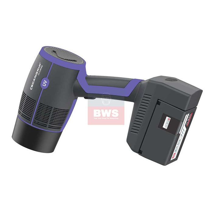 SCANGRIP RECHARGEABLE BATTERY LED-UV GUN SKU 03.5803